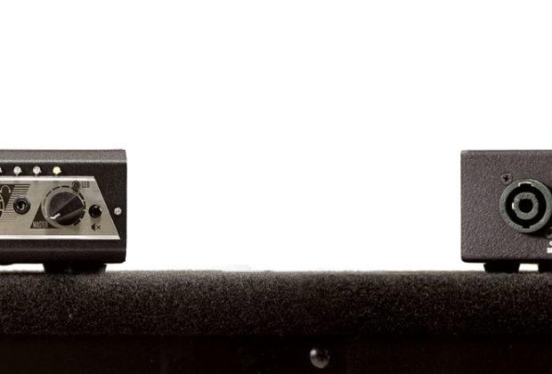 GRBass GRone800 amp bass head testata aramini