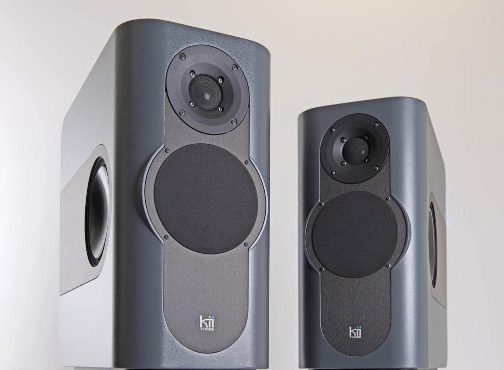 Kii Three Pro monitor audio pro recording mixing studio