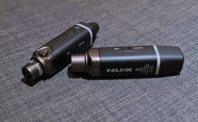 Nux B-3 wireless mic live frenexport