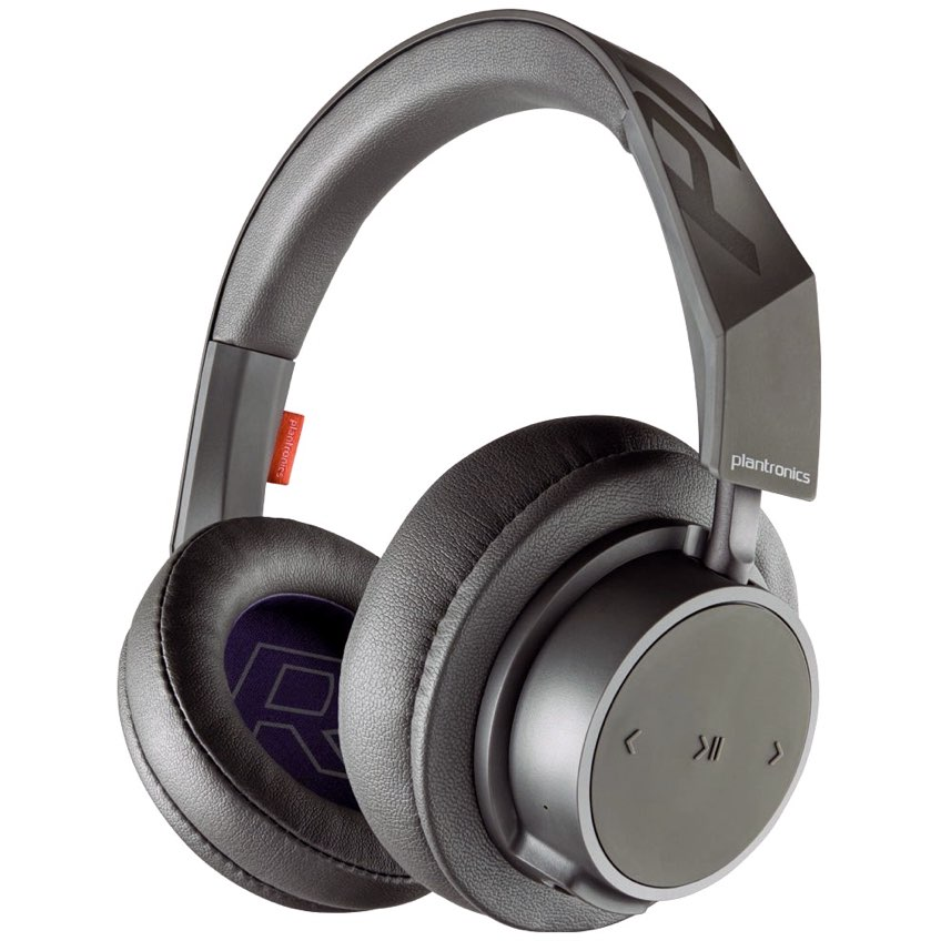 Plantronics Backbeat Go 600 wireless cuffie audio pro headphones soundwave