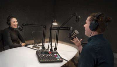 Røde Rødecaster Pro radio broadcast podcast live audio
