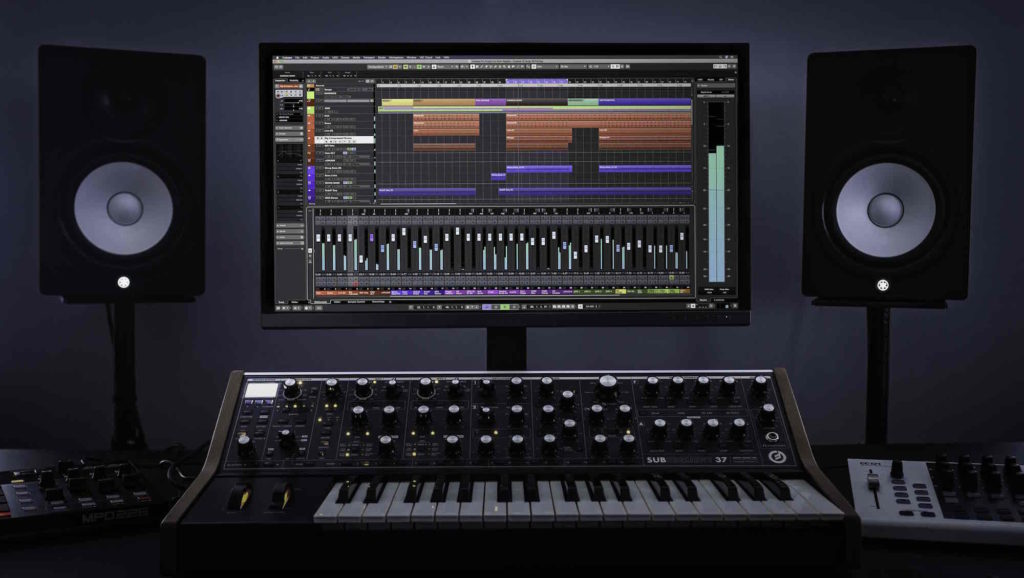 Steinberg Cubase 10 daw software virtual tool plug-in audio