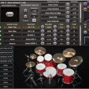 Steven Slate Drums 5 virtual instrument drums batteria