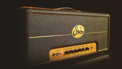 Universal Audio UAD Suhr SE100 guitar amp dsp plug-in