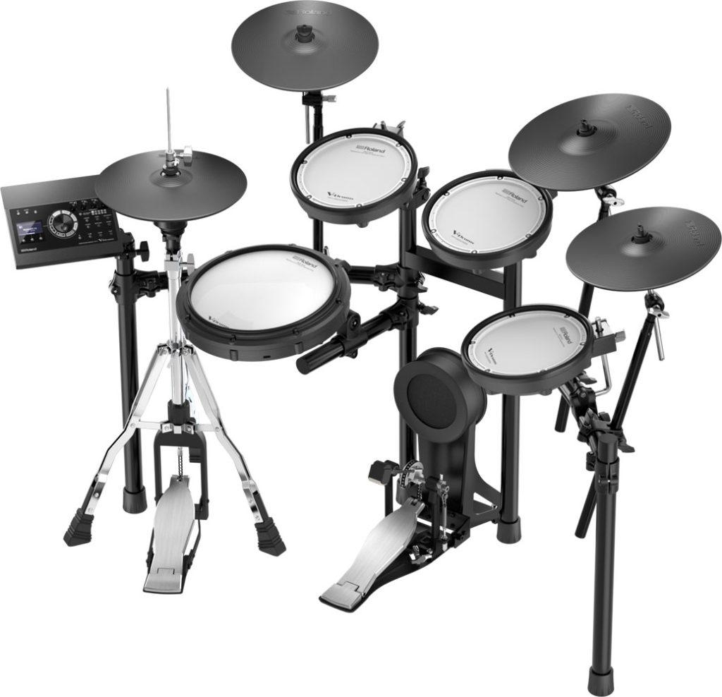 roland TD-17KVX drums batteria elettronica drumkit