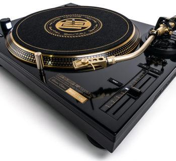 reloop RP-7000 mkII GLD dj soundwave turntable giradischi