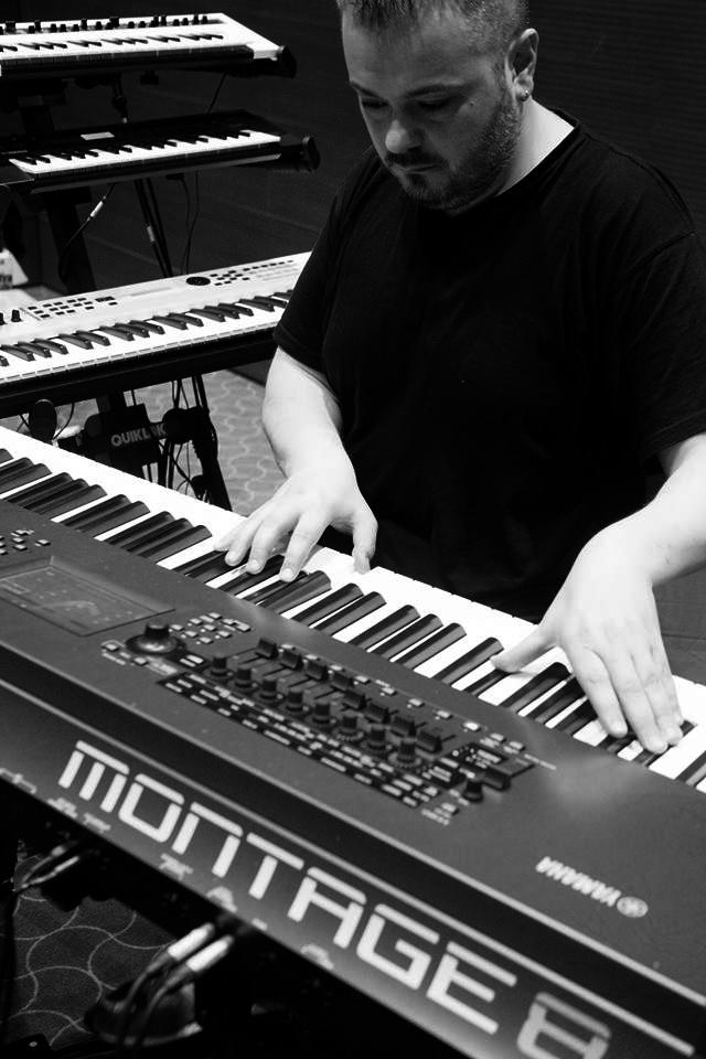 manuele montesanti yamaha montage sound designer strumenti musicali