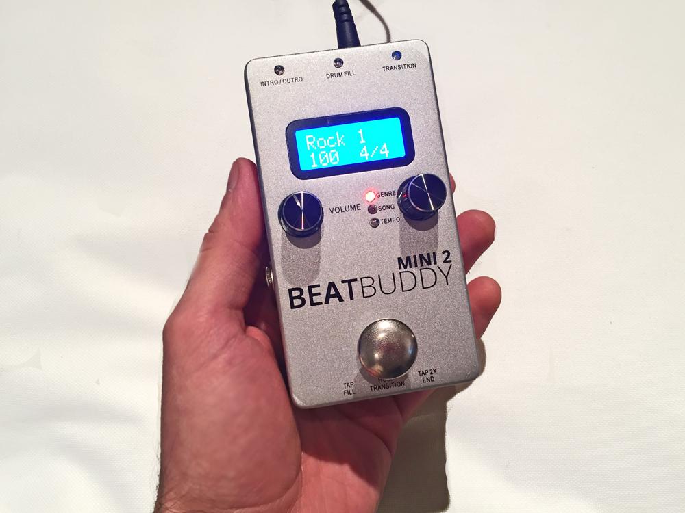 Singular Sound BeatBuddy Mini 2 Strumenti Musicali