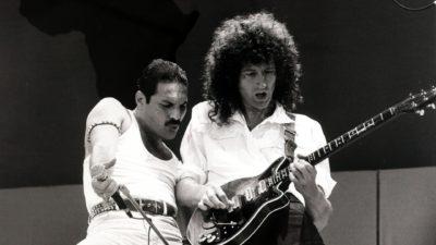 Brian May Freddie Mercury strumenti musicali queen virtual guitar tutorial chitarra elettrica
