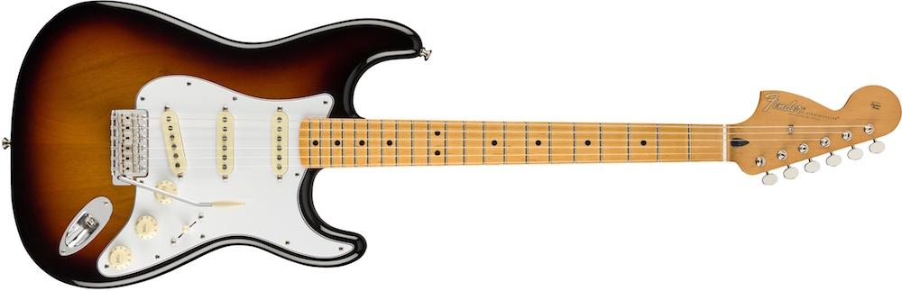 Fender Jimi Hendrix Stratocaster 3color sunburst chitarra elettrica signature
