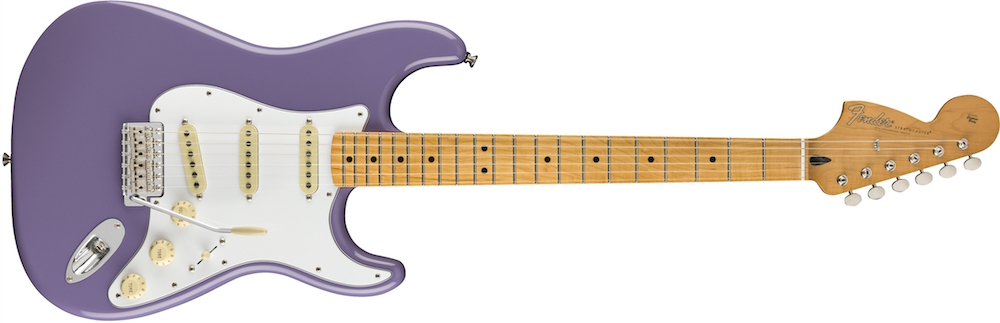 Fender Jimi Hendrix Stratocaster Ultra Violet chitarra elettrica signature