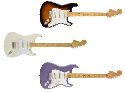 Fender Jimi Hendrix Stratocaster chitarra elettrica signature strumenti musicali