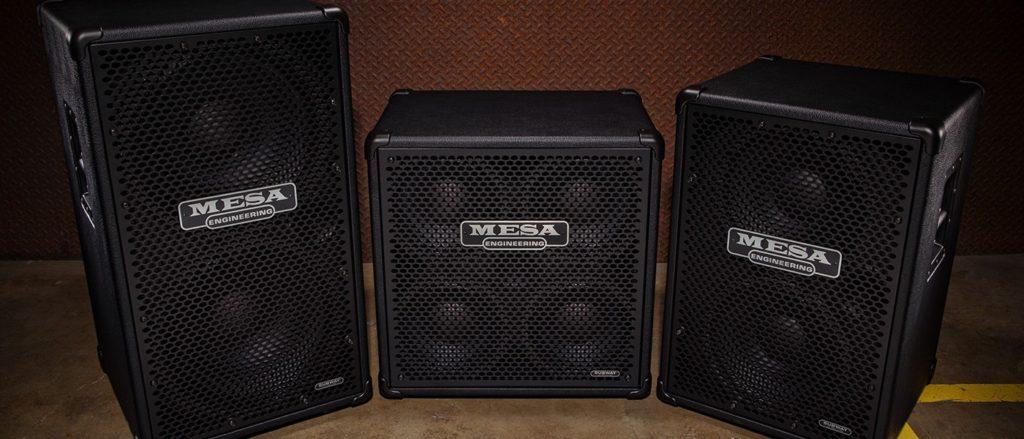 MESA/Boogie Subway Ultra Lite bass cabinet