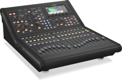 Midas M32R live mixer banco outboard hardware digital