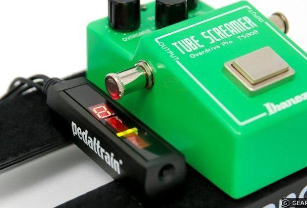Pedaltrain SST space saving tuner accordatore chitarra basso elettrico strumenti musicali