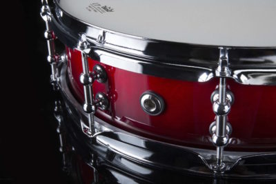 SPL Scarlet Fade Limited Edition batteria drums rullante