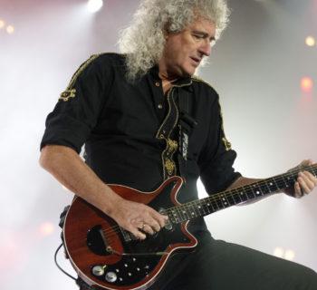 Brian May virtual guitar strumenti musicali
