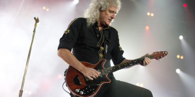 Brian May virtual guitar strumenti musicali