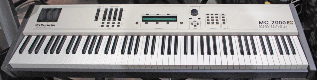 Oberheim MC 2000 EX