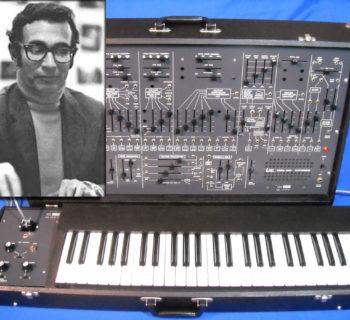 Alan Pearlman - arp 2600 synth strumenti musicali