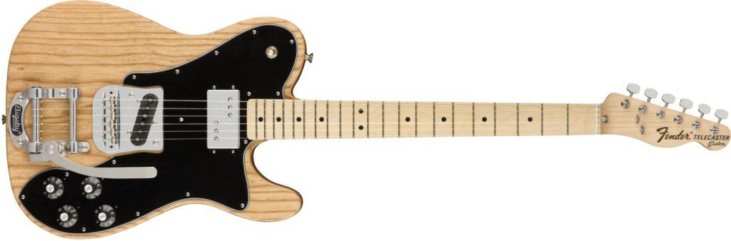 Bigsby Tremolo fender telecaster custom limited edition chitarra elettrica bridge ponte strumenti musicali