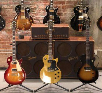 Gibson NAMM Show 2019 chitarra elettrica les paul strumenti musicali