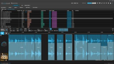 Loopcloud 4.0 loopmasters library sample loop dj producer performer performance audiofader