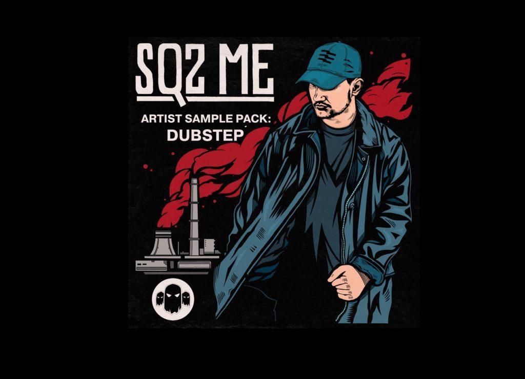 Loopmasters SQZ ME Artist Pack Dubstep sample loop library dj producer live strumenti musicali
