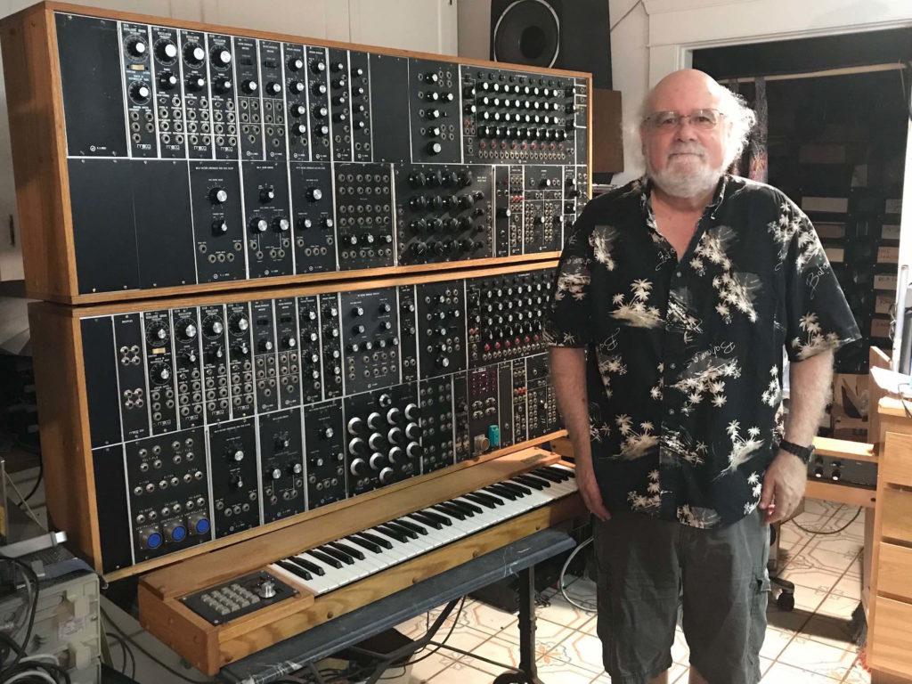 moog modular walter holland synth analog hardware strumenti musicali