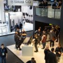 Musikmesse Prolight+Sound Yamaha eventi frankfurt francoforte fiera strumenti musicali