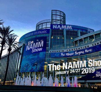 NAMM Show 2019 news attualità strumenti musicali eventi