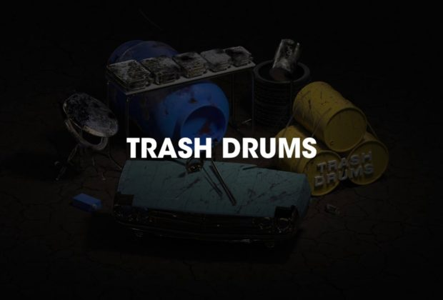 Output Arcade Trash Drums virtual instrument software strumenti musicali
