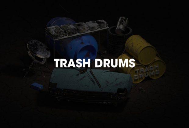 Output Arcade Trash Drums virtual instrument software strumenti musicali