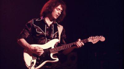 Ritchie Blackmore tutorial chitarra elettrica fender strato strumenti musicali