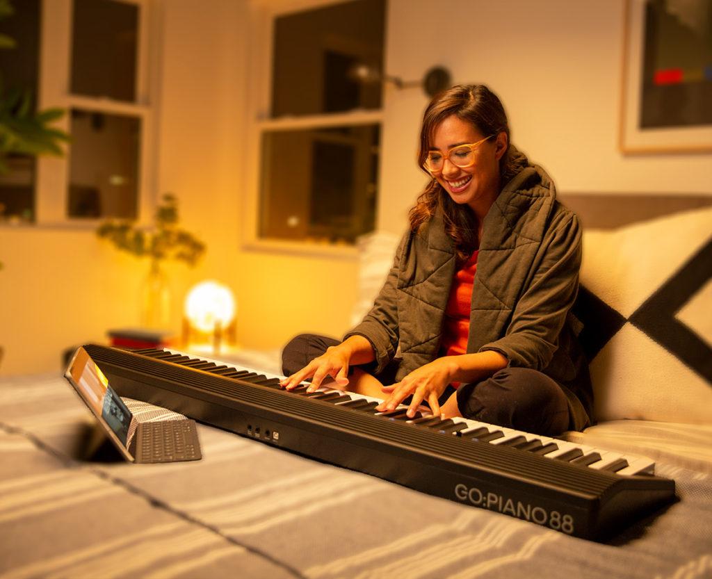 Roland GO:Piano 88 digital piano strumenti musicali