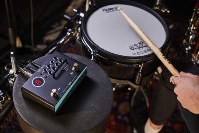 Roland TM-1 drums drumkit batteria stomp pedale strumenti musicali