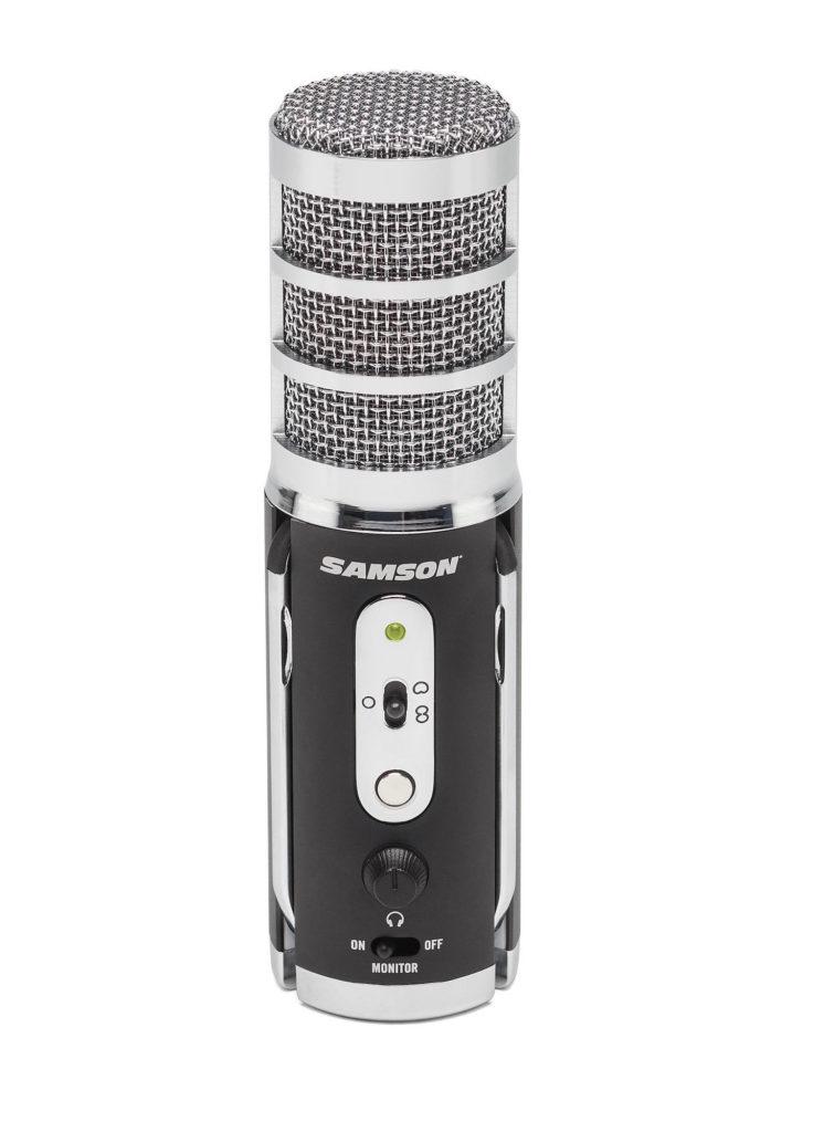 Samson Satellite broadcast home studio ios usb mic strumenti musicali
