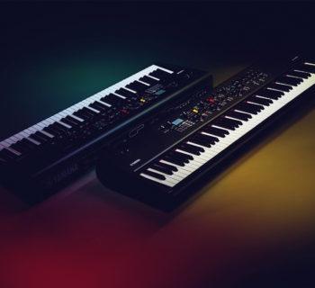 Yamaha CP serie cp73 cp88 piano digital live studio strumenti musicali