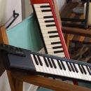 Yamaha Sonogenic SHS-500 keytar tastiera keyboard synth strumenti musicali