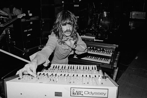 Jon Lord ARP Odyssey synth strumenti musicali