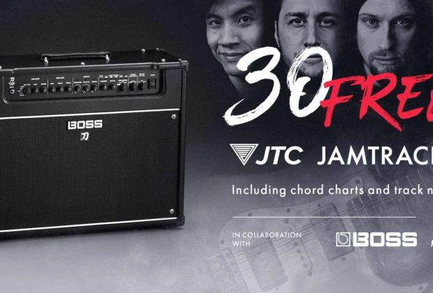 Boss Katana jtc tab offerta roland ampli fx strumenti musicali