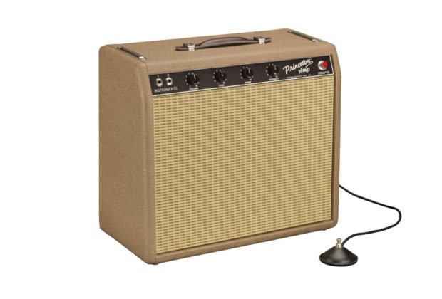 Fender '62 Princeton Amp Chris Stapleton Edition chitarra elettrica strumenti musicali
