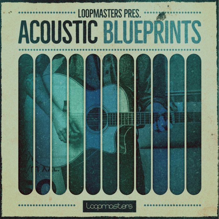 Loopmasters Acoustic Blueprints sample library audio dj producer strumenti musicali