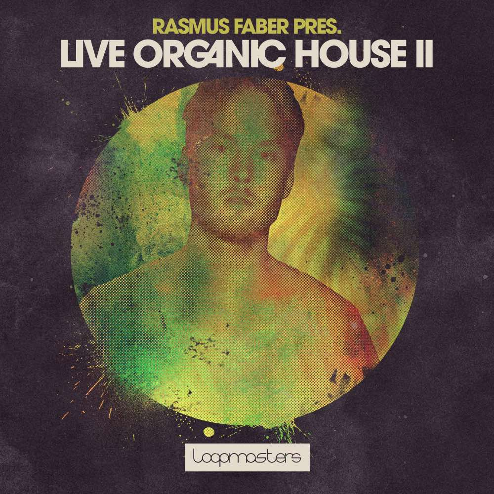 Loopmasters Live Organic House II library sample loop producer dj perform strumenti musicali