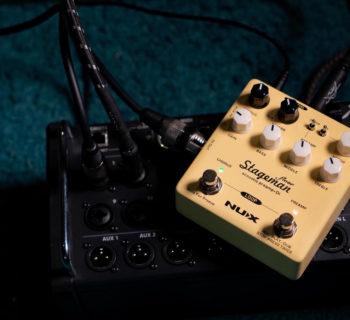Nux Stageman Floor pedalino chitarra acustica frenexport strumenti musicali