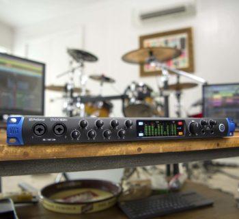PreSonus Studio USB-C interfaccia audio midi music rec home strumenti musicali