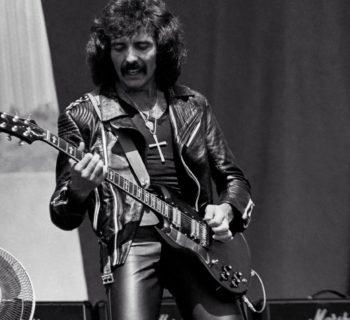 Tony Iommi strumenti musicali