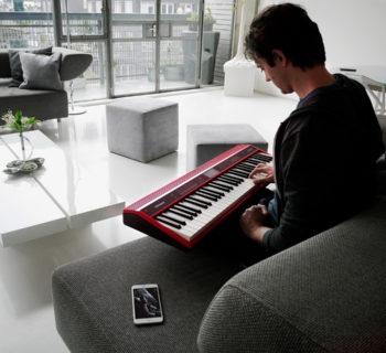 roland go:keys focus renato restagno keyboard tastiera arranger strumenti musicali