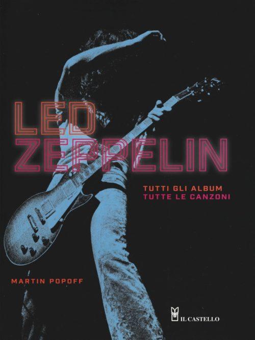 Led Zeppelin LIbro Popoff strumenti musicali