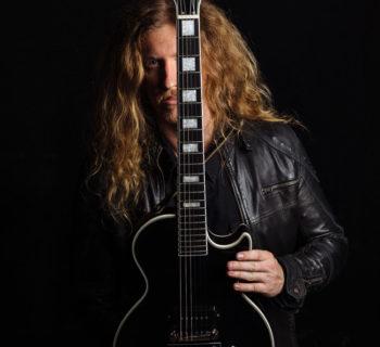 Epiphone Les Paul Custom Jared James Nichols Old Glory chitarra elettrica strumenti musicali